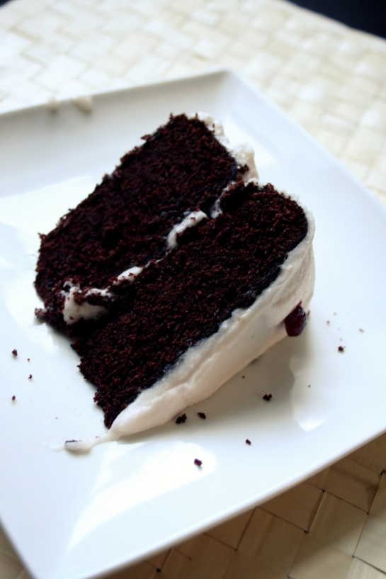chocolate yogurt cake with chocolate ganache chocolate zucchini cake ...