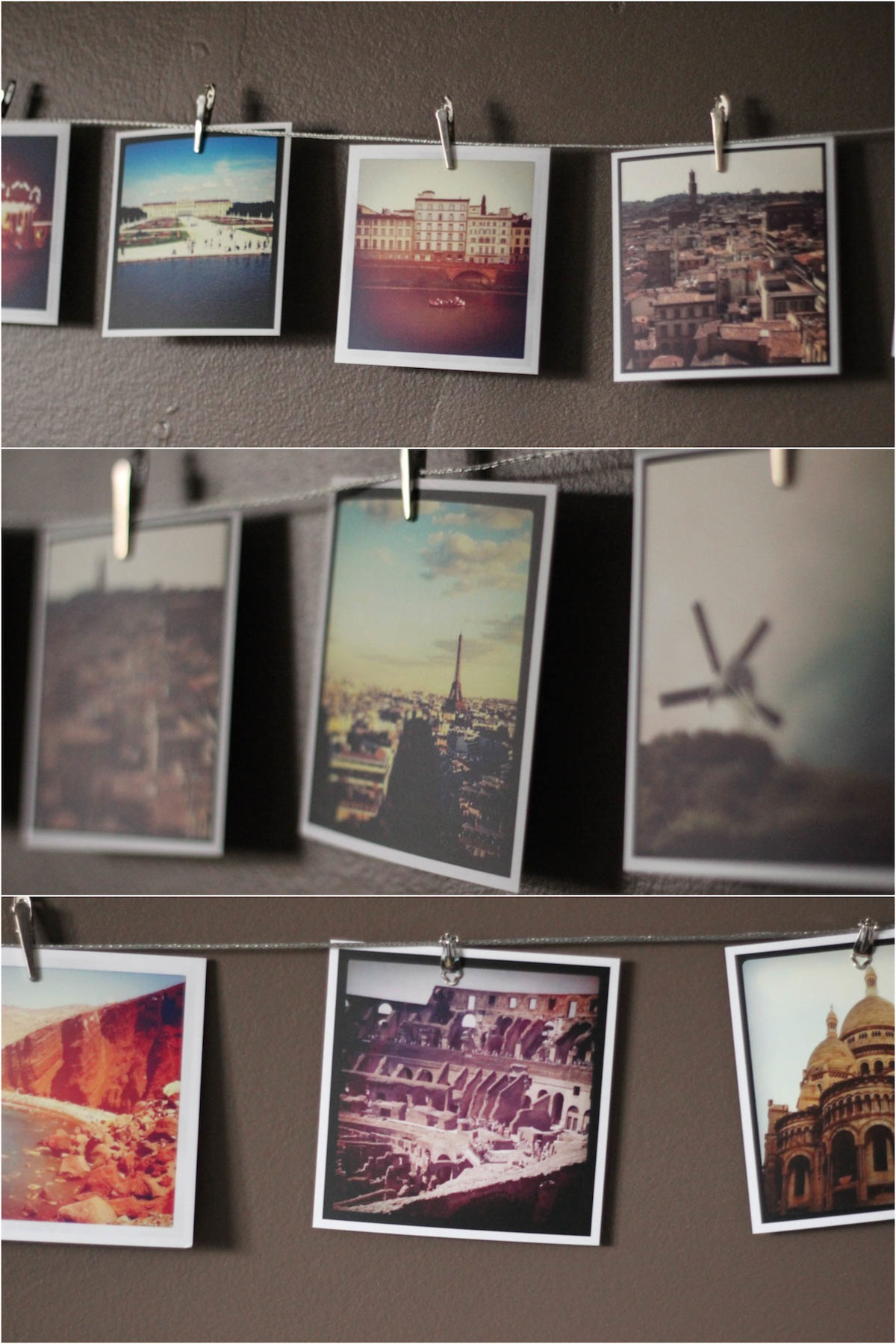 Bedroom Picture Collage Ideas Viewing Gallery   Bedroom Wall Collage Ideas .