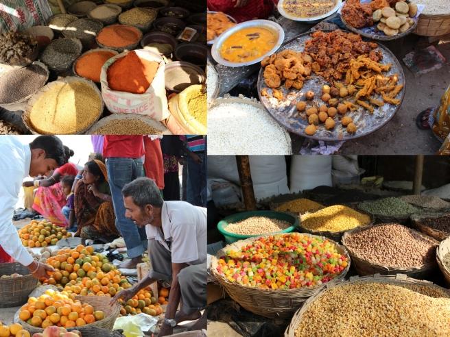 Festival street food.