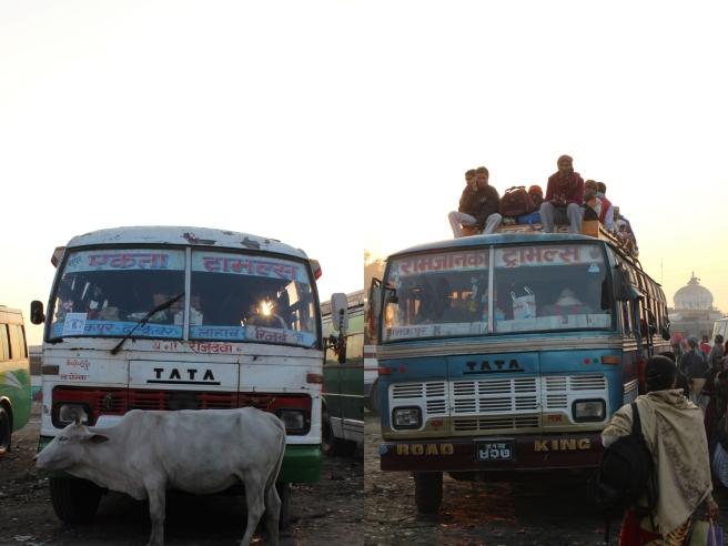 Janakpur bus station