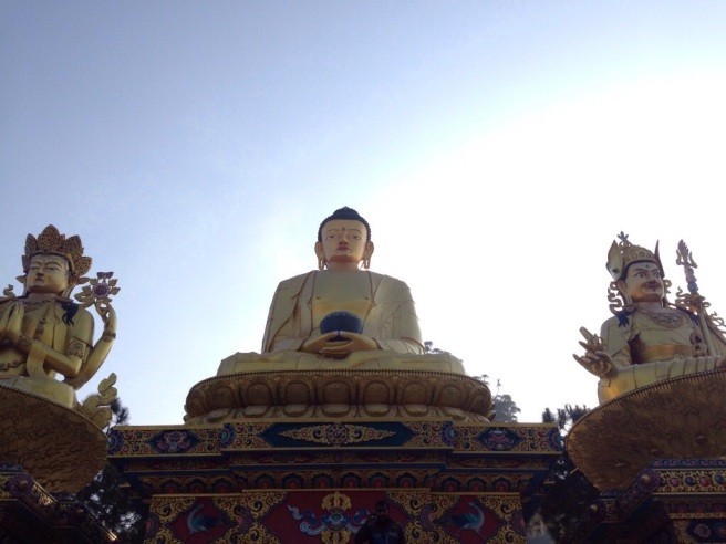 The three buddhas