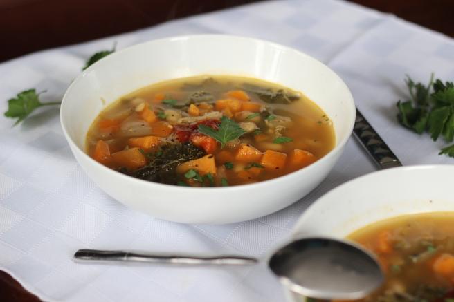 Sweet PK soup