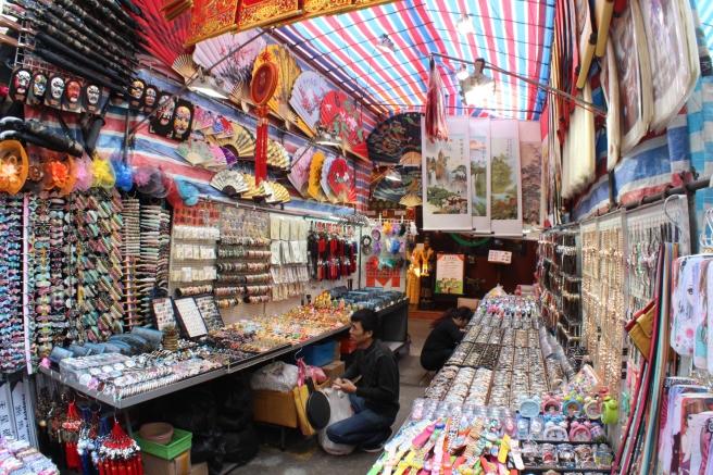 Market scenes