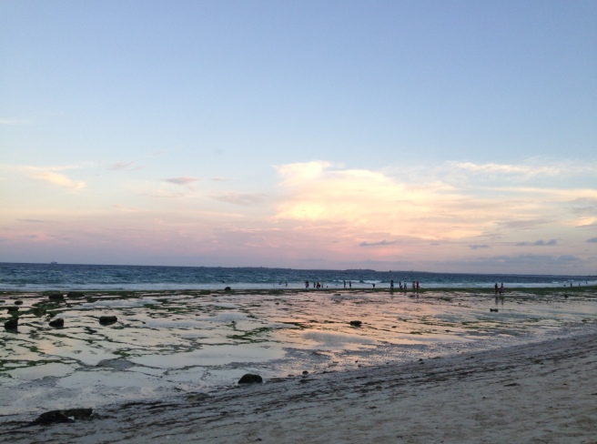 Coco Beach, a stop on the same solo Friday night ride.
