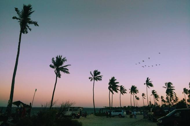Coco Beach, the main public beach in Dar es Salaam. It hasn't been all beaches and sunshine these past two months, but there have definitely been some beautiful moments like this.