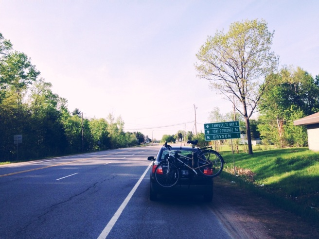 Shrigley, the best road trip car out there.
